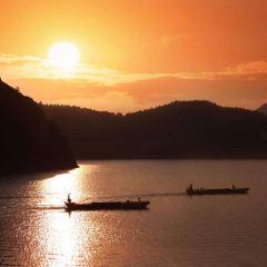 셴위안후 여행 리조트 타운 여행 사진