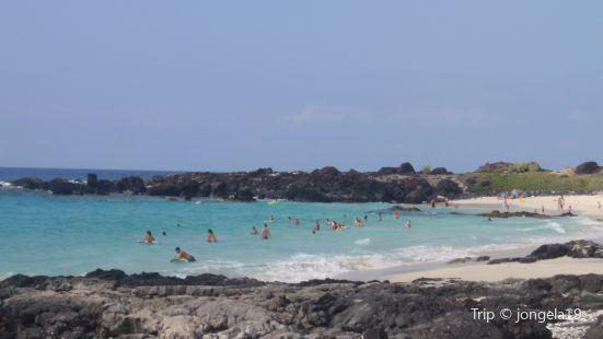 Kua Bay Beach Park