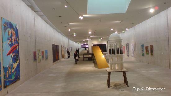 kunst im tunnel