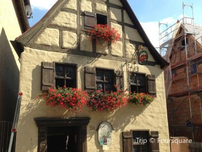 House of Crafts of Rothenburg