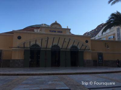 Teatro Circo Atanasio Die Marin