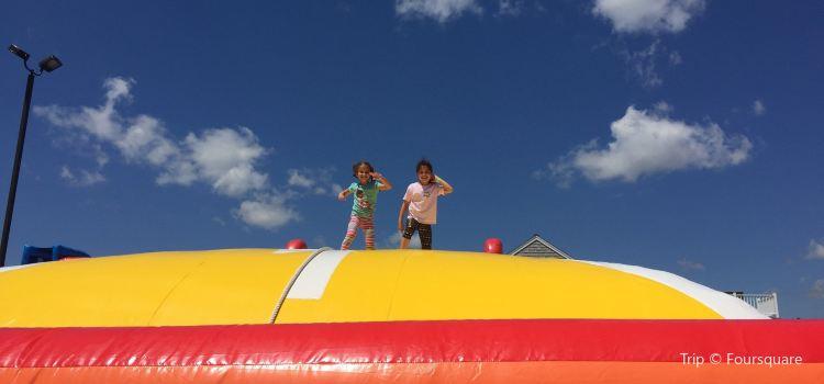 Cape Cod Inflatable Park2