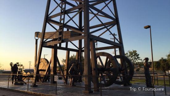 Taft Oilworker Monument