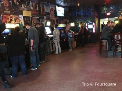 Player 2 Arcade Bar