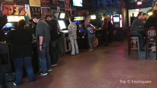 Player 2 Arcade Bar