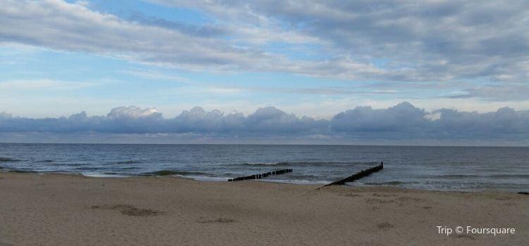 Plaża Sianożęty1