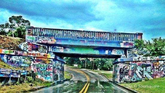 The Graffiti Bridge