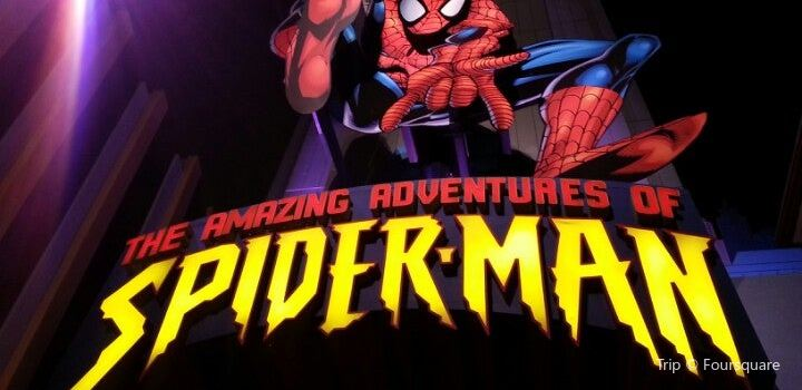 The Amazing Adventures of Spider-Man1