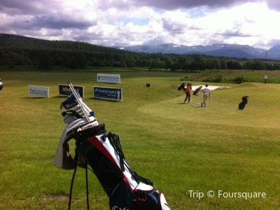 Macdonald Spey Valley Championship Golf Course