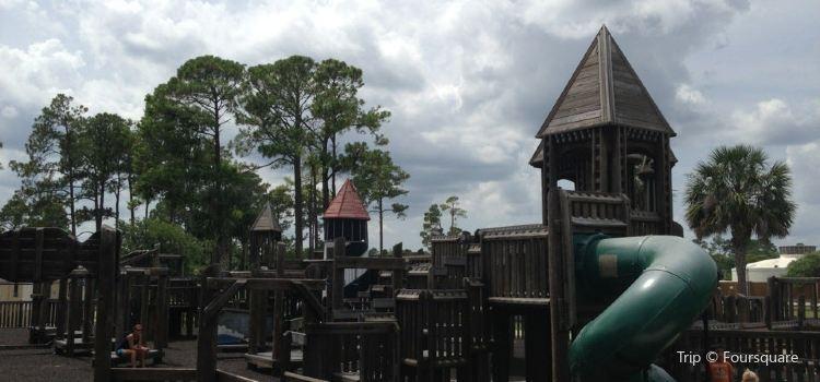 South Beach Park And Sunshine Playground