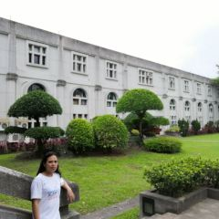 자제 대학 여행 사진