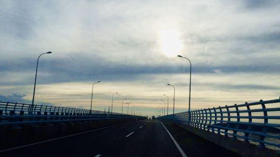朱家尖海峽大橋