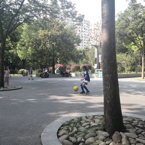 Pingliang Park (North Gate)
