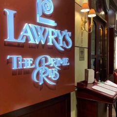 Lawry's The Prime Rib User Photo