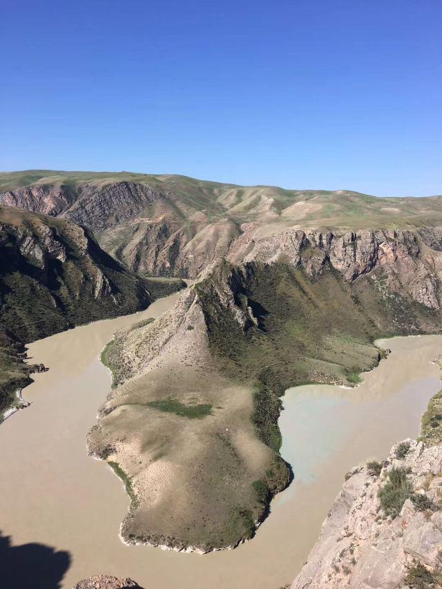 闊克蘇大峽谷