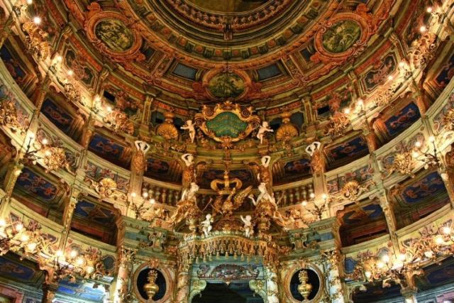 Margravial Opera House Bayreuth
