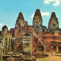 Siem Reap Helicopter tour Angkor User Photo