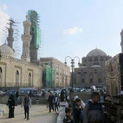 Al-Azhar Mosque 여행 사진