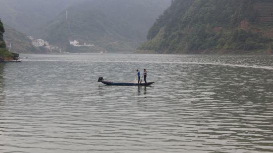 新安江國畫長廊遊船
