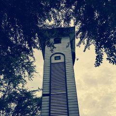 앳킨슨 시계탑 여행 사진