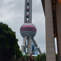 Oriental Pearl Radio & Television Tower User Photo