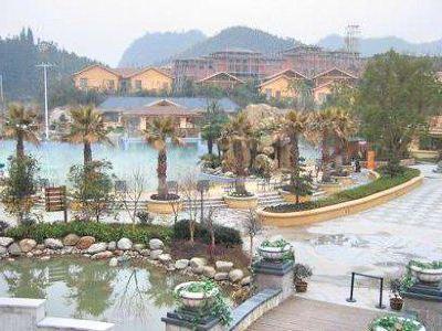 Hongze Lake Open-Air Hot Spring