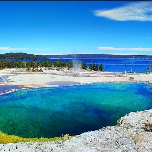 Hot Spring National Park