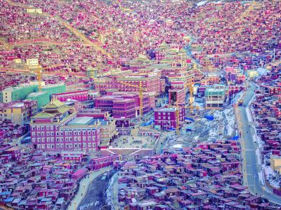 Larung Gar Buddhist Academy