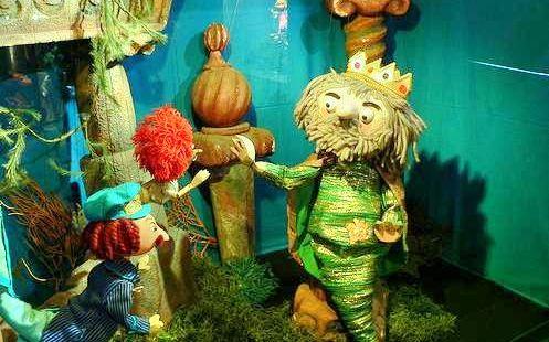 奧格斯堡木偶劇院