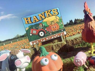 Hank's Pumpkintown