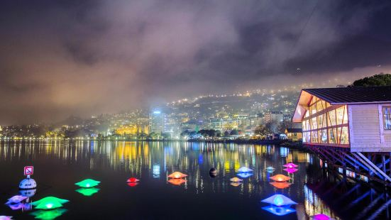Montreux Christmas Village, Switzerland