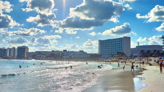 Playa Chac Mool