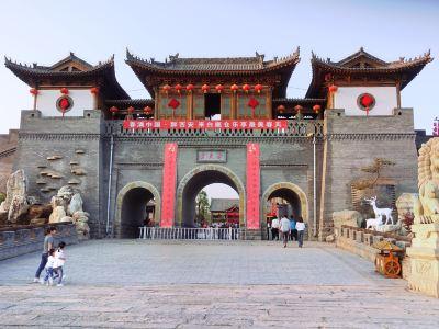 Bailuyuan·Bailucang Scenic Area