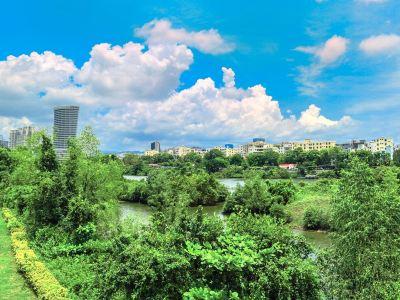 Sanya Hongshulin Park