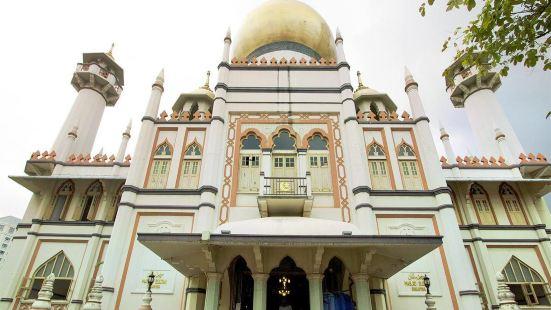 蘇丹阿布峇卡清真寺