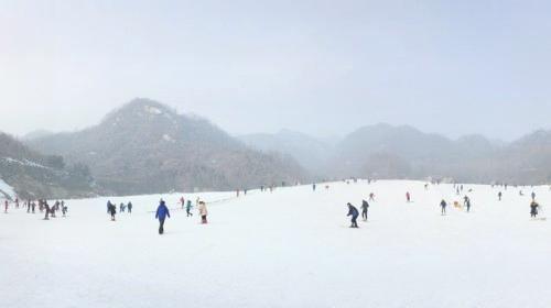 Nanzhao Yuanren Mountain Ski Resort