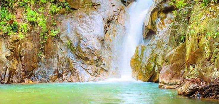 Pariwat Waterfall
