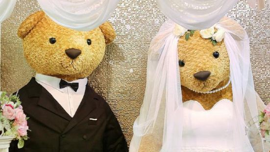 The Nanshan Teddy Bear Gallery