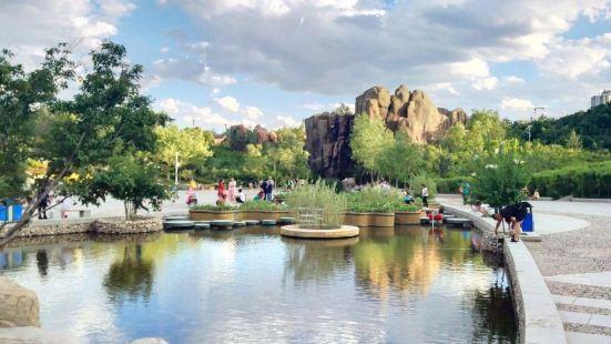 成吉思汗公園