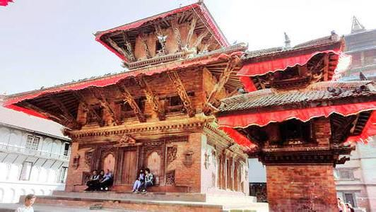 Indrapur Temple