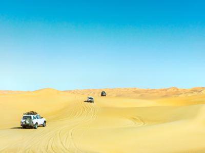 Liwa沙漠之旅