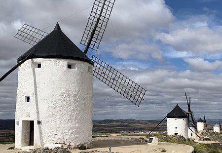 De Gekroonde Poelenburg風車