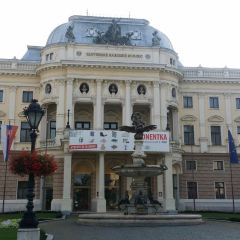 Historical building of the Slovak National Theatre User Photo