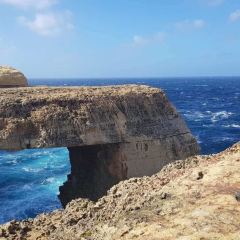 Azure Window Ruins User Photo
