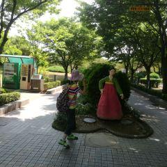 덕진공원 여행 사진