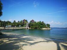 巴拉湾海滩-新加坡-粒粒糖小飞侠