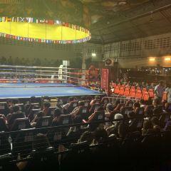 파통 무에타이 경기 여행 사진