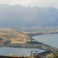 皇后鎮高空跳傘用戶圖片