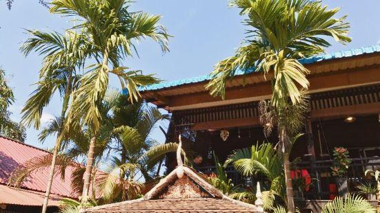 Khmer Angkor kitchen