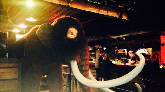 Woolly Mammoth Alehouse